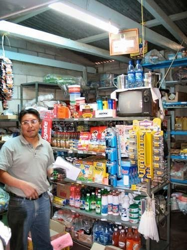 Expand a Vital Village Store in Guatemala
