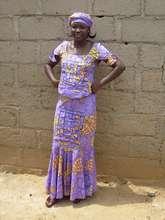 Finished Dress by Ismaila Adamu
