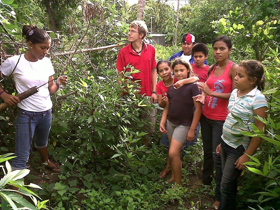 Hydroponics for Nicaraguan young entrepreneurs
