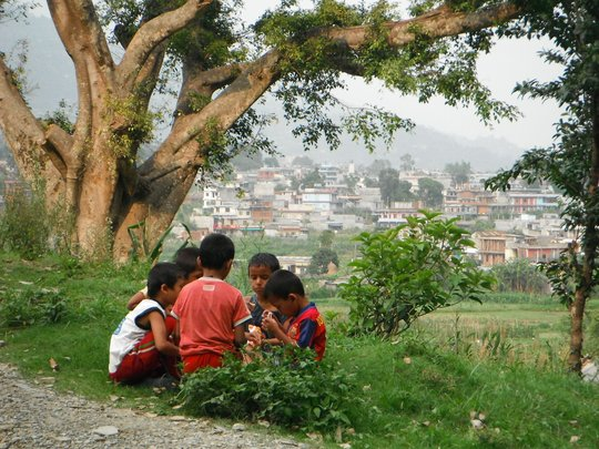 Help Disadvantaged Children and Adults in Nepal