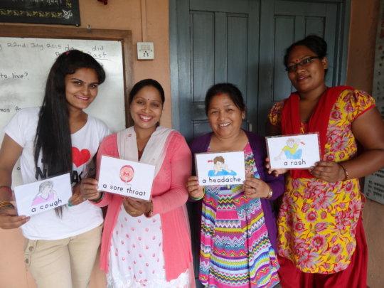 Women's Empowerment classes