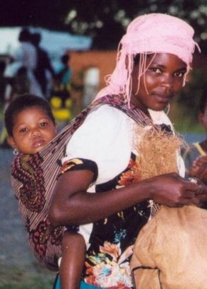 Tanzanian Mother