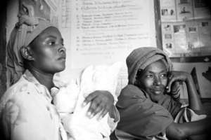 Ethiopian health care workers