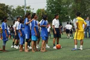 Siem Reap Junior Soccer League