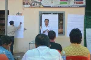 Presentation of impact assessment