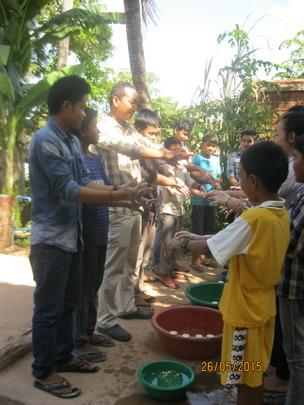 Basic Hygiene-Hand Washing