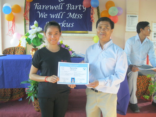Certificate delivery