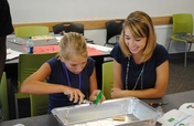 Motivate one young female student through STEM