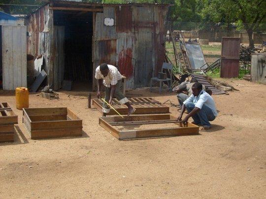 Carpenters for a better Bauchi create 6 new jobs