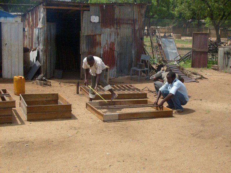 Carpenters for a better Bauchi create 6 new jobs