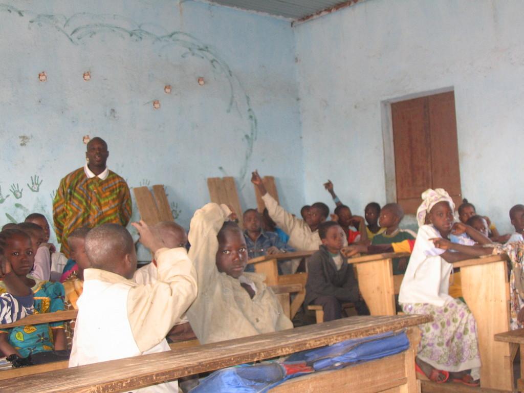 Students in Tamala