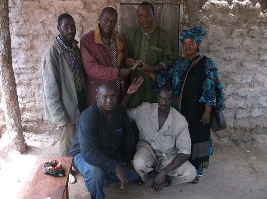Send 761 Girls to School in Ouelessebougou!