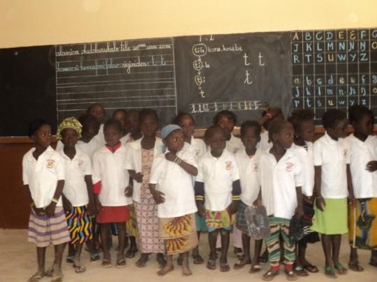 Help Send 900 Girls to School in Ouelessebougou!