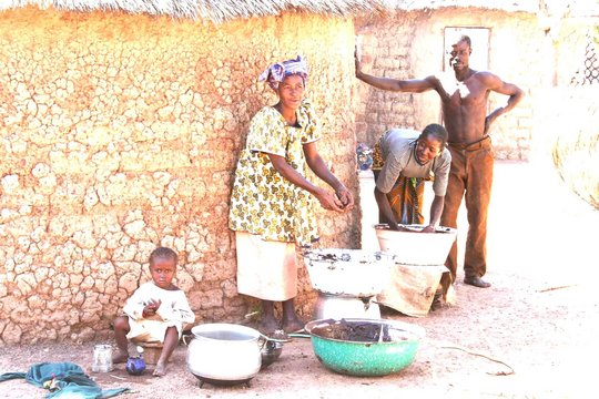 Help send Malian girls to school
