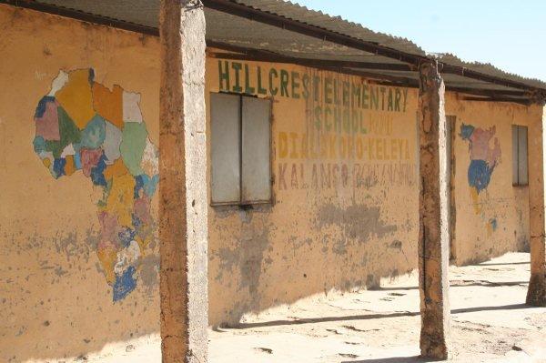Alliance School in Dialakoro Keleya