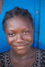 We target the most vulnerable girls in the slums