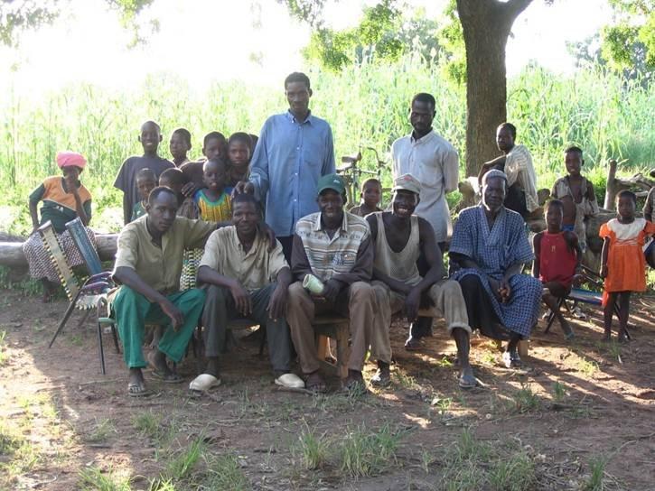 Train rural Malians