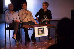Public film screening & discussion forum