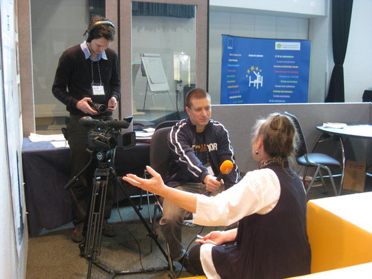 Interviewing in Liverpool