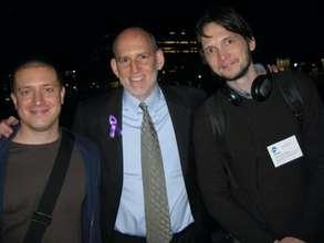 With Ethan Nadelmann