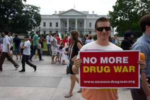 No More Drug War!