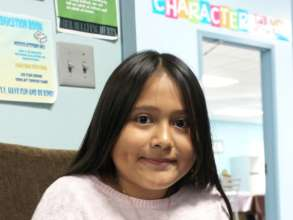 Thank you for helping kids like Emily!