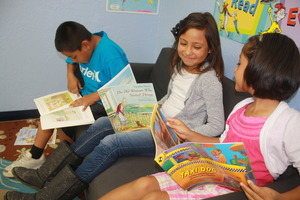 Reading at the Club is helping kids succeed!