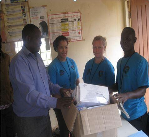 Medication & Supplies Distribution