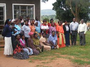 Women Group Leaders Photo