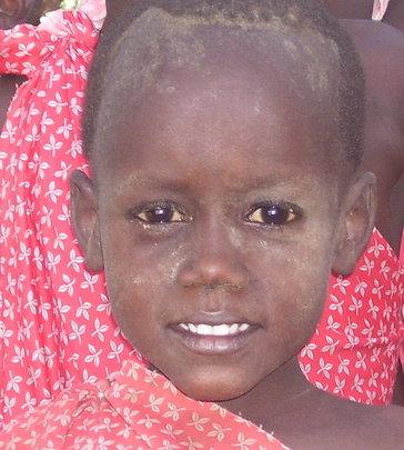 CHILDREN SUFFER FROM DESERTIFICATION