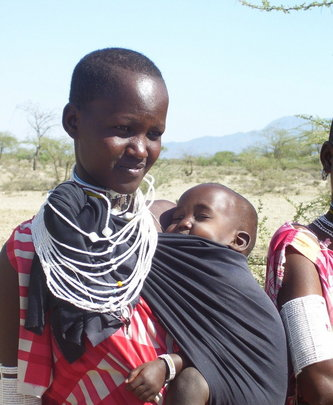 MASAI GIRLS MARRY YOUNG