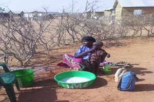 Fatuma, Melkadida refugee camp, Ethiopia