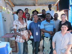 International Medical Corps and DayOne Response