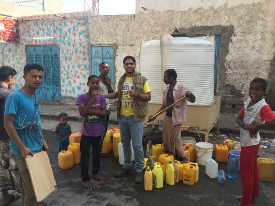 Provision of clean water