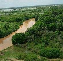 Shabelle River, Jowhar