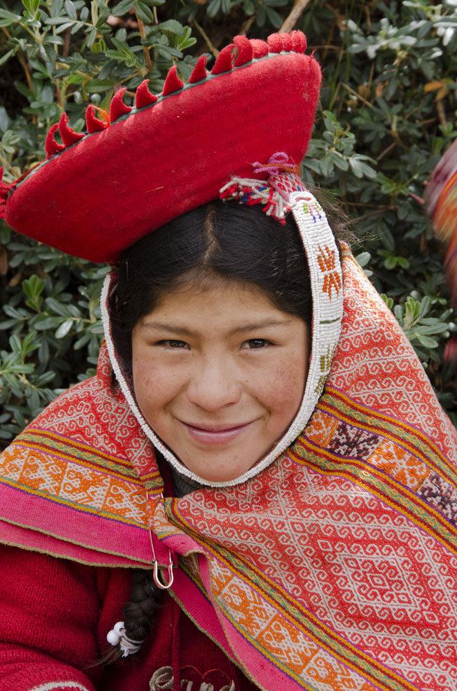 Cultivating Quechua Girls' Leadership in Peru