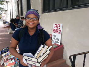 Mighty Book Drive