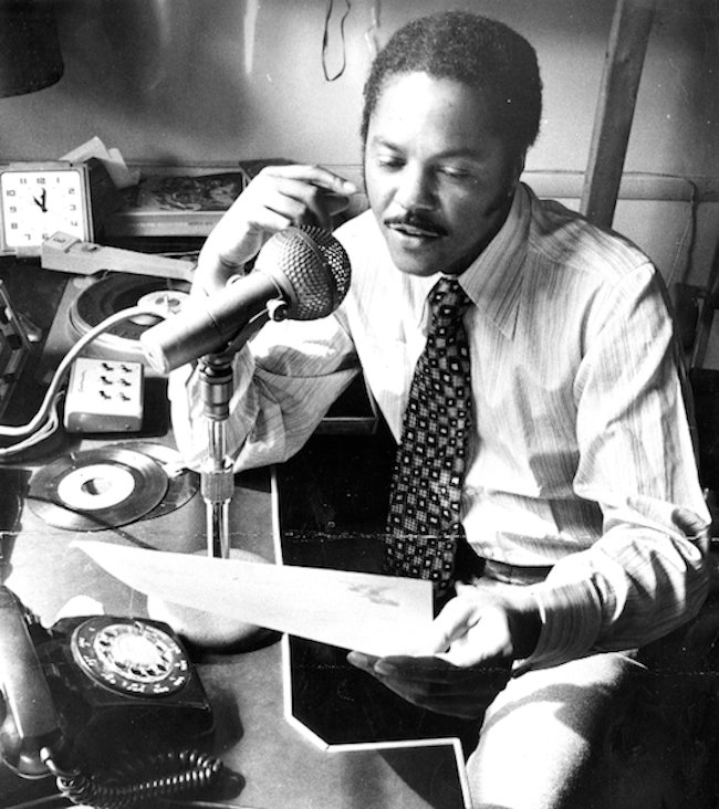 Philly radio legend Georgie Woods