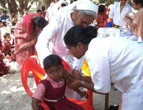 Children health camp