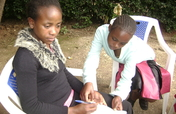 Mentoring & Lifeskills for 220 Poor Girls in Kenya