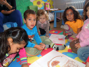 Low-treshold club for roma kids in Trnava