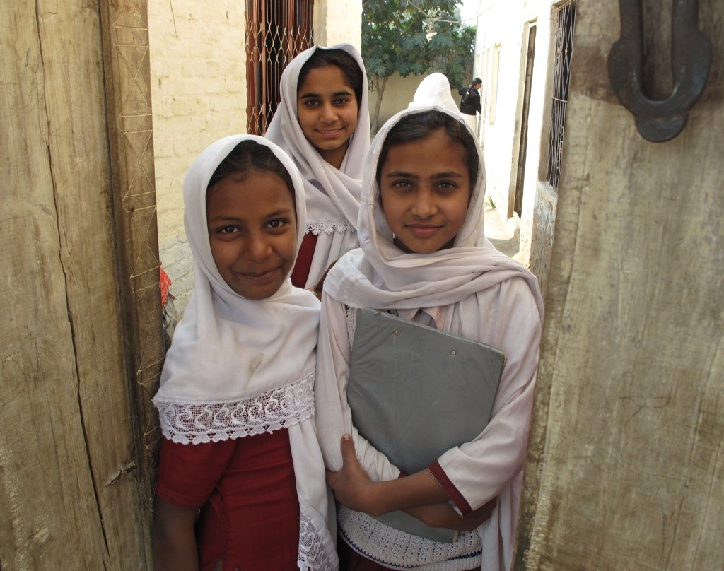 There are nearly 11,600 girls in DIL Schools