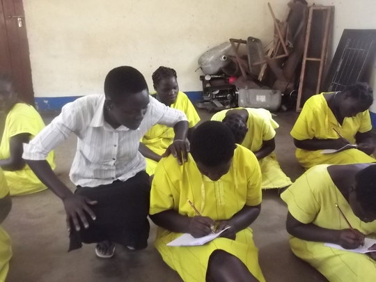 Empower 60 Young Women Prisoners in Uganda