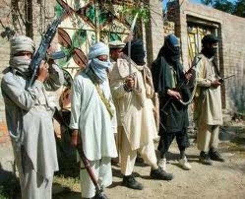 Militants Petroling in swat