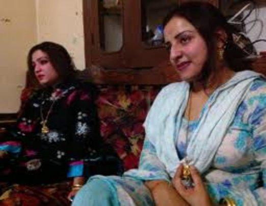 Dancing Girls Threaten by Militants