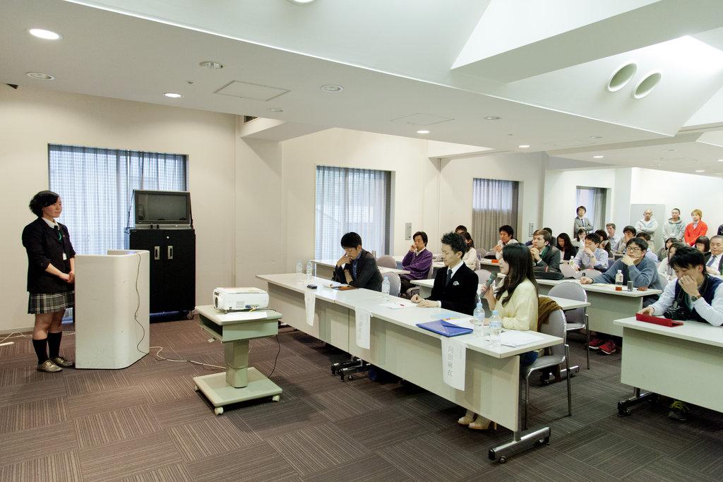 Panel presentation