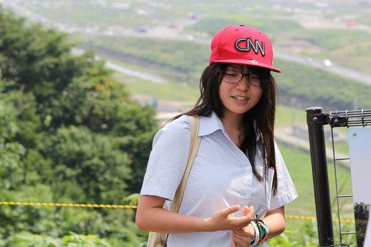 Yuuri, a Tohoku Youth Venturer.