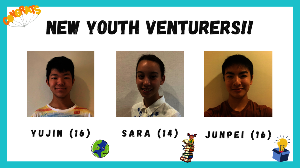 New Youth Venturers