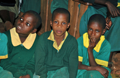 Keep 627 girls in school in Siaya, Kenya