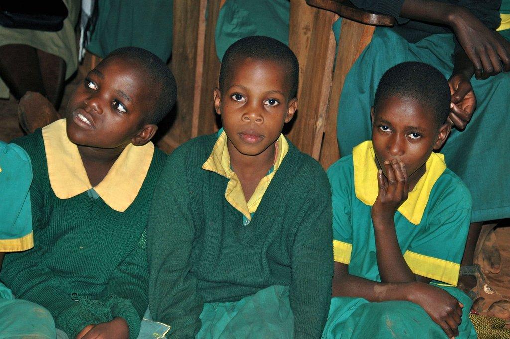 Keep 627 girls in school in Siaya, Kenya
